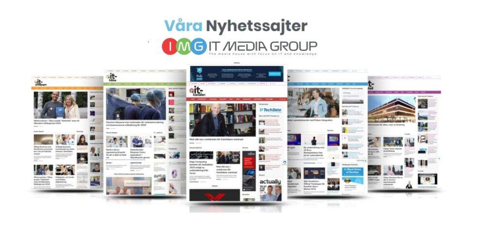 TACK alla! År 2020 var IT Media Groups bästa år sedan starten 2014. 1